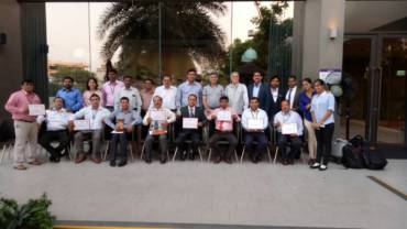 Chembond Animal Health's Annual Sales Meet held at Thailand
