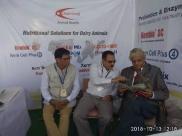 Chembond Animal Health Participated in PDFA exhibition organized by Progressive Dairy Farmers Association in Dehradun